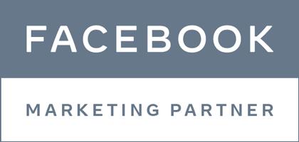 Quantazone: Facebook Marketing Partner Logo