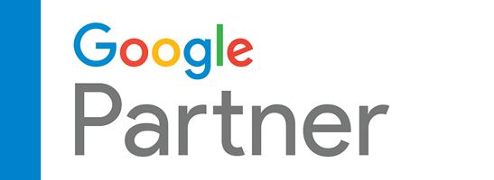 Quantazone: Google Partner Logo