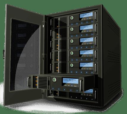 Quantazone Cloud: Private Servers